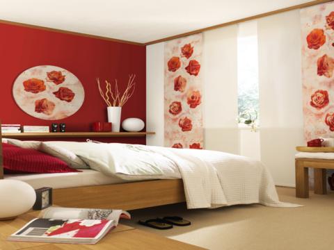 Изображение японские панельные шторы Stil